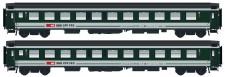 LS Models 47272 SBB Personenwagen-Set 2-tlg. Ep.6