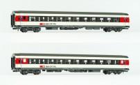 LS Models 47275 SBB Personenwagen-Set 2-tlg Ep.6