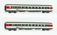 LS Models 47276 SBB Personenwagen-Set 2-tlg Ep.6