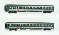 LS Models 47277 SBB Personenwagen-Set 2-tlg Ep.6