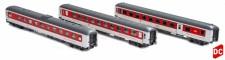 LS Models 49053 CNL DBAG Nachtzugwagen-Set 3-tlg Ep.6