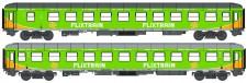 LS Models 76011 Flixtrain Liegewagen-Set 2-tlg. Ep.6