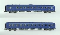 LS Models 77016 ÖBB Nachtzugwagen-Set 2-tlg Ep.5