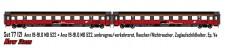LS Models 77121 ÖBB EC Personenwagen-Set 1.Kl. Ep.5a