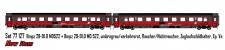 LS Models 77127 ÖBB EC Personenwagen-Set 2.Kl. Ep.5a