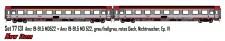 LS Models 77131 ÖBB EC Personenwagen-Set 1.Kl. Ep.6