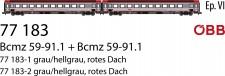 LS Models 77183 ÖBB Liegewagen-Set 2-tlg Ep.6