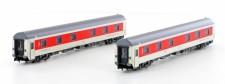 LS Models 79021 DBAG Schlafwagen-Set 2-tlg Ep.5b