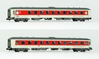 LS Models 79046 DBAG CNL Nachtzugwagen-Set 2-tlg Ep.6