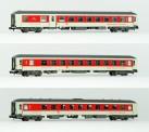 LS Models 79053 DBAG Nachtzugwagen-Set 3-tlg Ep.6