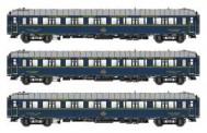LS Models 79133 CIWL Liegewagen-Set 3-tlg Ep.2