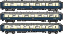 LS Models 79176 CIWL Personenwagen-Set 3-tlg Ep.3c