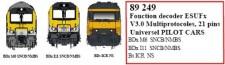 LS Models 89249 ESUFx V3.0 21pin, Univeral Pilot Cars