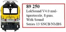 LS Models 89250 LokSound V4.0 8pin für Serie 15