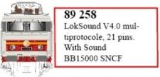 LS Models 89258 LokSound V4.0 für Serie BB15000
