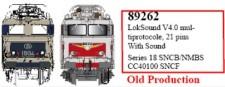 LS Models 89262 LokSound V4.0 für Serie 18 & CC40100