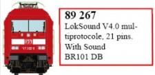 LS Models 89267 LokSound V4.0 für BR 101