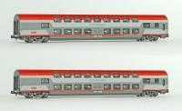 LS Models 97000 ÖBB Doppelstockschlafwagen-Set Ep.6