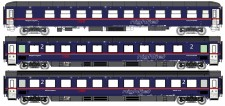 LS Models 97025 ÖBB nightjet Nachtzug-Set 3.tlg. Ep.6