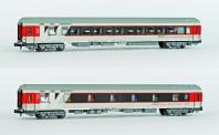 LS Models 98025 WSBA Schlafwagen-Set 2-tlg Ep.6