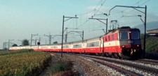 LS Models MW2108AC SBB Swiss Express Wagen-Set  Ep.4 AC