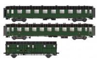 LS Models MW40922 ETAT Personenwagen-Set 2-tlg. Ep.2b