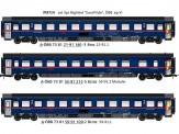 LS Models PI9714 ÖBB Nightjet Wagen-Set 3-tlg Ep.6