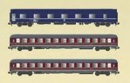 ACME 16516 FS Personenwagen-Set 3-tlg Ep.5