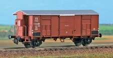 ACME 40042 FS gedeckter Güterwagen Ep.3