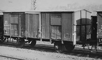ACME 40095 MAV FS gedeckter Güterwagen Ep.3