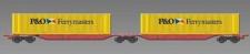 ACME 40207 FS Containerwagen 6-achs Ep.5/6