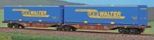 ACME 40293 CEMAT Containerwagen 6-achs Ep.5/6