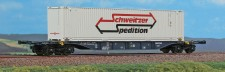 ACME 40403 Cemat Intermodal-Wagen Sgnss 60 Ep.5/6