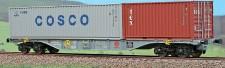 ACME 40407 Ermewa Intermodal-Wagen Sgnss 60 Ep.5/6