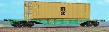 ACME 40415 StB Intermodal-Wagen Sgnss 60 Ep.5/6