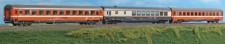 ACME 55207 FS/ÖBB Personenwagen-Set 3-tlg Ep.4/5