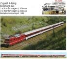 ACME 55271 DR Reisezugwagen-Set 4-tlg. Ep.4