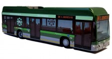 Blackstar BS00006 MB Citaro Fuel Cell ATM Milano Linie 84