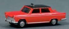 Blackstar BS00044 Fiat 1800 Lim. Taxi rot