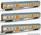 Blackstar FX-2203 FS Personenwagen-Set 3-tlg Ep.4