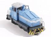 Hobby Trade AD255019 Diesellok DHG 500 C Ep.3 AC