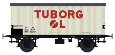 Hobby Trade HT36013 DSB Tuborg Bierwagen 2-achs Ep.3