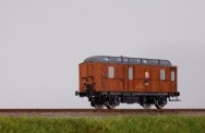 Hobby Trade HT52083 DSB Postwagen 2-achs Ep.3