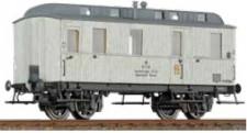 Hobby Trade HT52087 DSB Dienstwagen 2-achs Ep.3