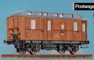 Hobby Trade HT52092 DSB Postwagen 2-achs Ep.2