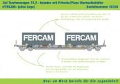 Kombimodell 20339.01 Hupac Taschenwagen 4-achs Ep.5