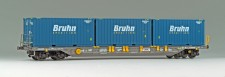Kombimodell 22310.01 Hupac Taschenwagen Ep.6