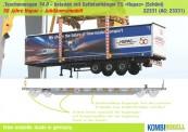 Kombimodell 22331.01 Hupac Taschenwagen 4-achs Ep.6