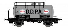 Dekas DK-H0-F0002 DSB Esso Kesselwagen 2-achs Ep.3
