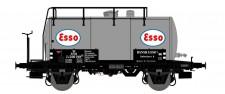 Dekas DK-H0-F0004 DSB Esso Kesselwagen 2-achs Ep.3
